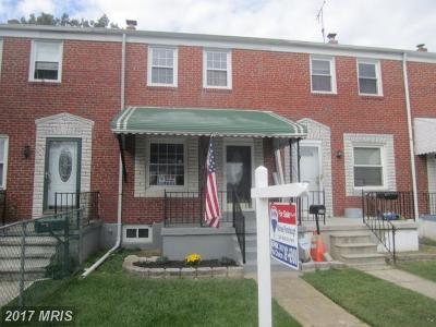 Baltimore Condo For Sale: 338 Grovethorn Road