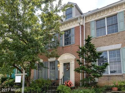 Cockeysville Townhouse For Sale: 27 White Pine Court