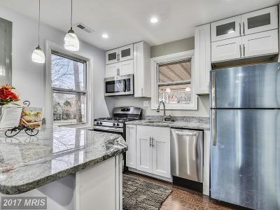 Pikesville Single Family Home For Sale: 710 Greenwood Road