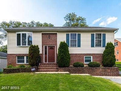 Lutherville Timonium Single Family Home For Sale: 104 Washington Street