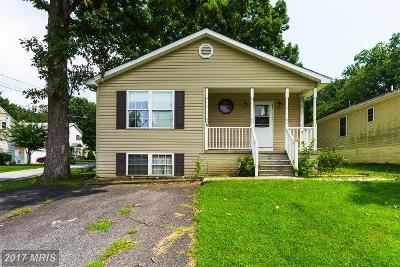 Single Family Home For Sale: 317 Greyhound Road