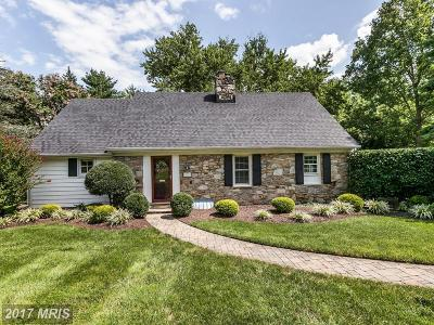 Baltimore Single Family Home For Sale: 1207 Limekiln Road