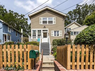 Glyndon Single Family Home For Sale: 8 Fiske Avenue