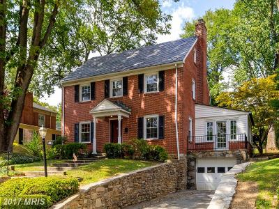 Towson Single Family Home For Sale: 312 Dixie Drive