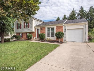 Lutherville Timonium Single Family Home For Sale: 19 Norwick Circle