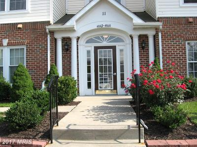 Catonsville Single Family Home For Sale: 8 Eden Terrace Lane