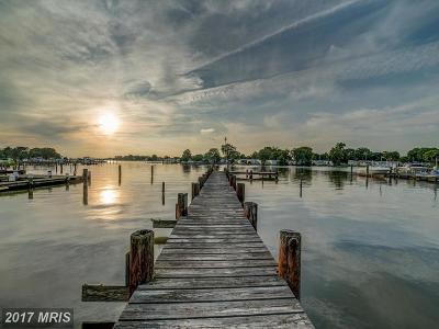 Baltimore Single Family Home For Sale: 8806 Avenue B