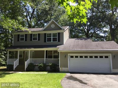 Baltimore Single Family Home For Sale: 1617 Bowleys Quarters Road
