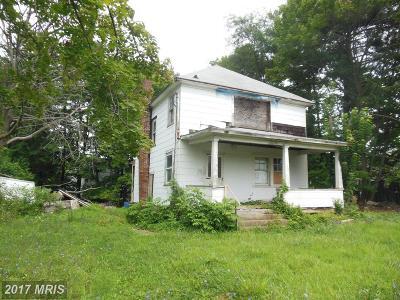 Randallstown Single Family Home For Sale: 3504 Offutt Road