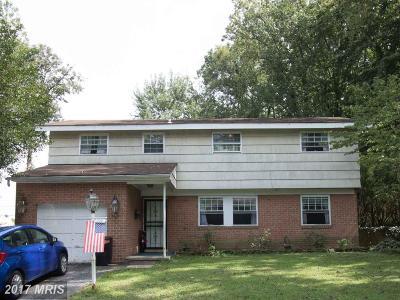 Towson Single Family Home For Sale: 809 Beaverbank Circle