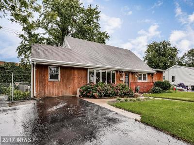 Lutherville Timonium Single Family Home For Sale: 147 Othoridge Road