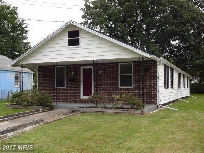 Baltimore Single Family Home For Sale: 966 Renfrew Street