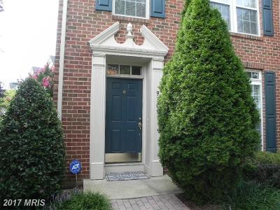 Perry Hall Townhouse For Sale: 9309 Summit View Way