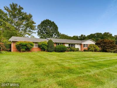 Reisterstown Single Family Home For Sale: 13022 Heil Manor Drive