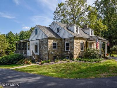 Glen Arm Single Family Home For Sale: 11817 Manor Road