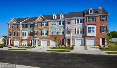 Carroll Townhouse For Sale: 5447 Bristol Green Way