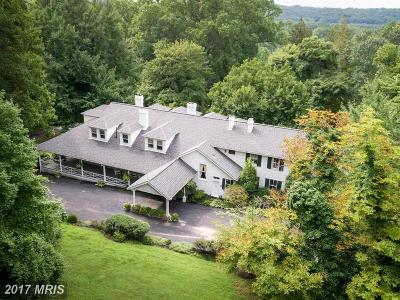 Lutherville, Lutherville Timonium, Lutherville-timonium, Timonium Single Family Home For Sale: 1230 Greenspring Valley Road