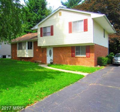 Randallstown Single Family Home For Sale: 9708 Ames Court