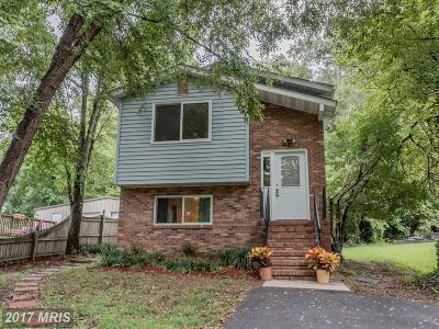 Halethorpe Single Family Home For Sale: 2021 Jeanne Avenue