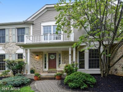 Reisterstown Single Family Home For Sale: 8 Cornfield Court