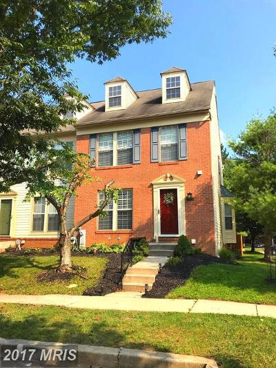 Owings Mills Townhouse For Sale: 4801 Simonds Drive