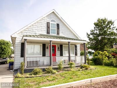 Baltimore Single Family Home For Sale: 813 Woodrow Avenue
