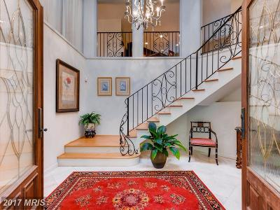 Baltimore Single Family Home For Sale: 1728 Ruxton Road