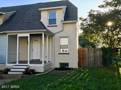 Single Family Home For Sale: 100 Kinship Road