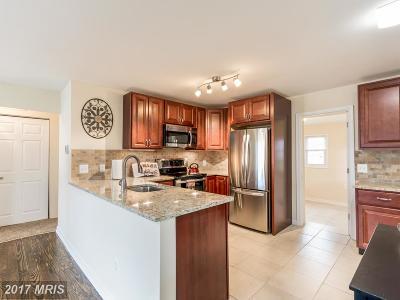 Baltimore Single Family Home For Sale: 2108 Smith Avenue