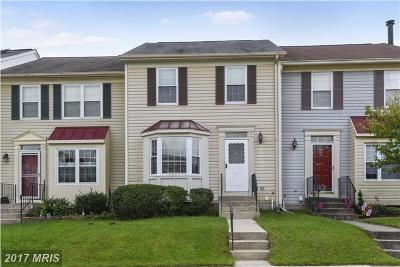 Baltimore Townhouse For Sale: 17 Gilland Court