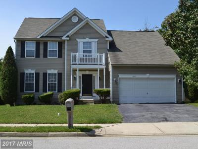Baltimore Single Family Home For Sale: 6905 Richardson Road
