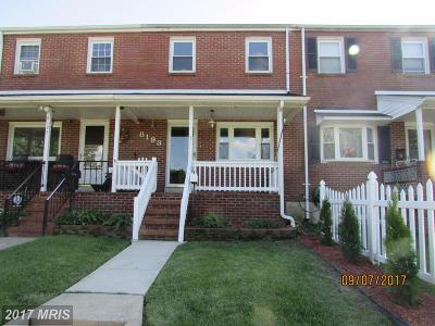 Baltimore MD Condo For Sale: $169,900