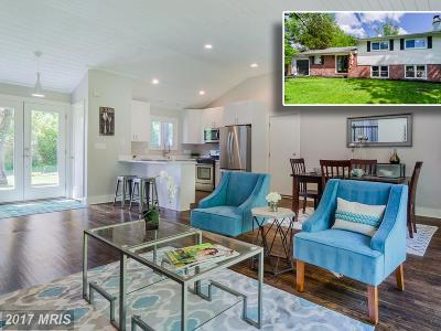Lutherville Timonium Single Family Home For Sale: 7203 Charles Street N