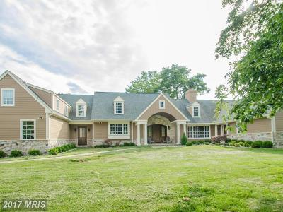Owings Mills Single Family Home For Sale: 11812 Greenspring Avenue