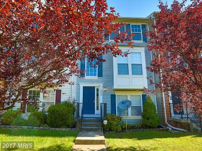 Baltimore Townhouse For Sale: 5058 Kemsley Court