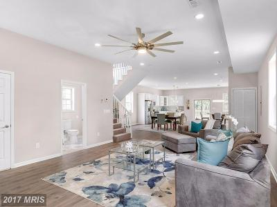 Baltimore Single Family Home For Sale: 1922 Wildwood Avenue