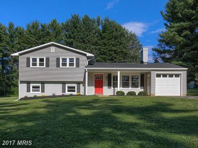 Cockeysville Single Family Home For Sale: 12011 Boxer Hill Road