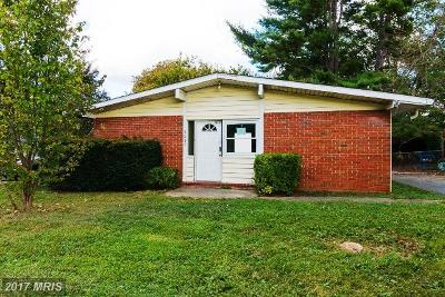 Randallstown Single Family Home For Sale: 3837 Fernside Road