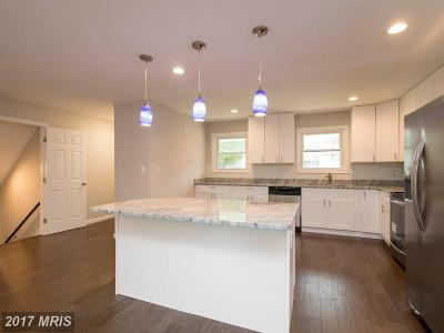 Baltimore Single Family Home For Sale: 4306 Winterode Way