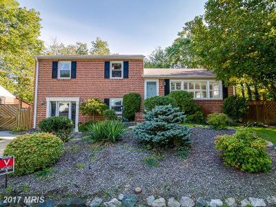 Baltimore Single Family Home For Sale: 3 Morerick Avenue N