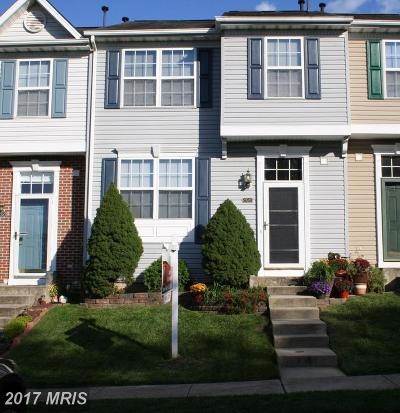 Baltimore Townhouse For Sale: 5058 Castlestone Drive
