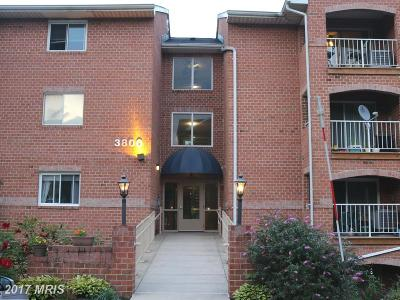 Baltimore Condo For Sale: 3800 Meghan Drive #3D