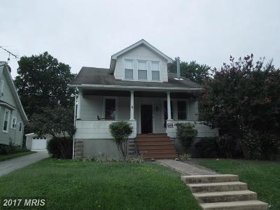 Baltimore Single Family Home For Sale: 1202 Elm Ridge Avenue