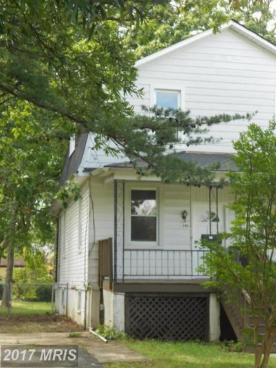 Parkville Condo For Sale: 2811 Taylor Avenue
