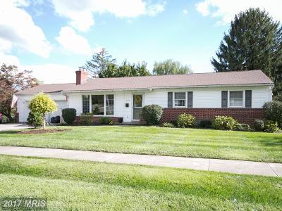 Lutherville Timonium Single Family Home For Sale: 139 Timonium Road