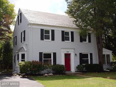 Towson Single Family Home For Sale: 912 Locustvale Road