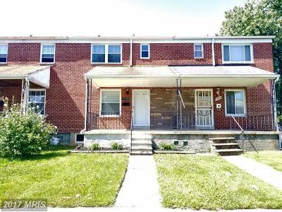 Baltimore Condo For Sale: 1028 Foxwood Lane