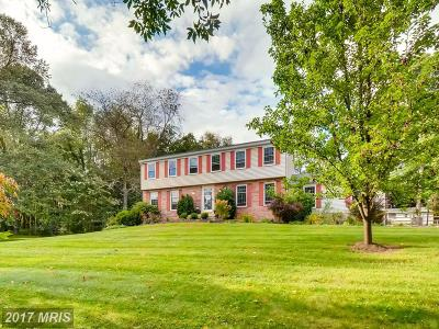 Baltimore Single Family Home For Sale: 1104 Molesworth Road