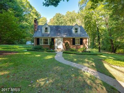 Baltimore Single Family Home For Sale: 1808 Colonial Road