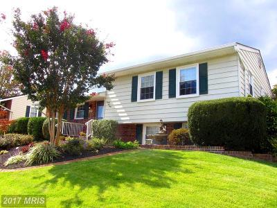 Baltimore Single Family Home For Sale: 9130 Kilbride Road